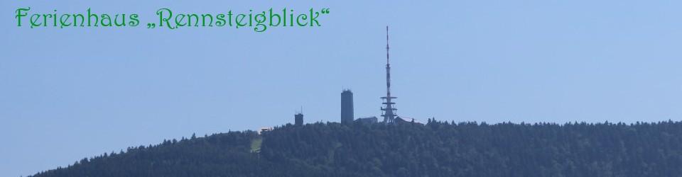 """Ferienhaus """"Rennsteigblick"""""""